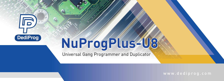 NuProgPlus-U8